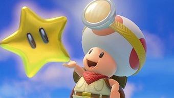 Captain Toad: Treasure Tracker estrena demo en Nintendo Switch y 3DS