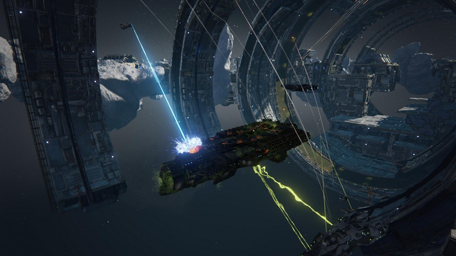 Dreadnought: Dreadnought: Acción espacial multijugador
