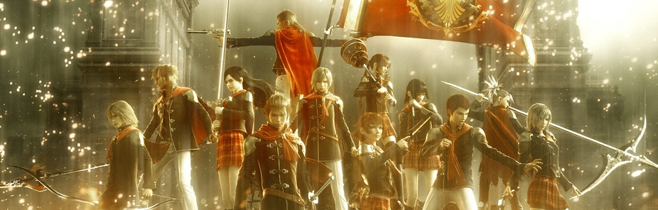Análisis Final Fantasy Type-0 HD