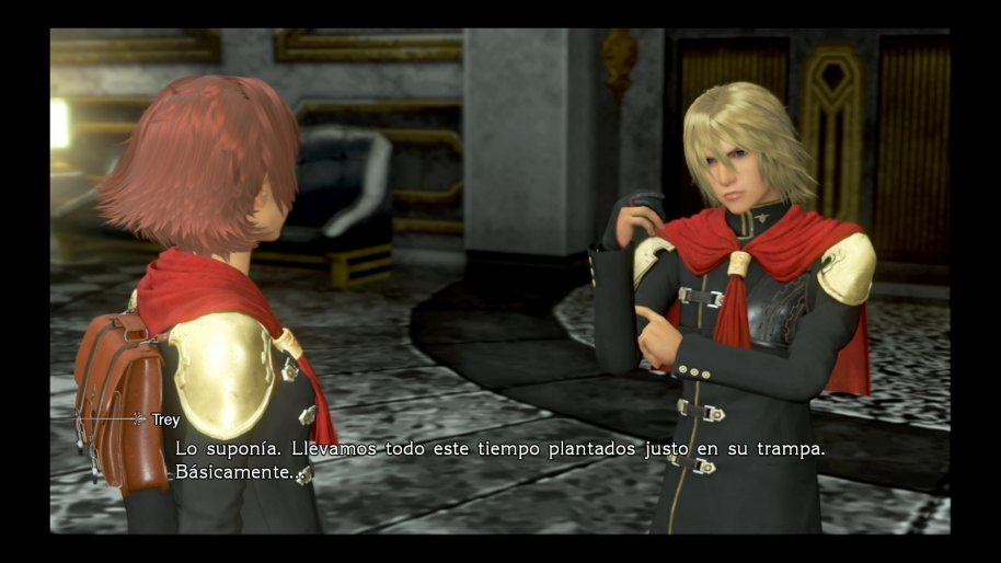 Final Fantasy Type-0 HD análisis