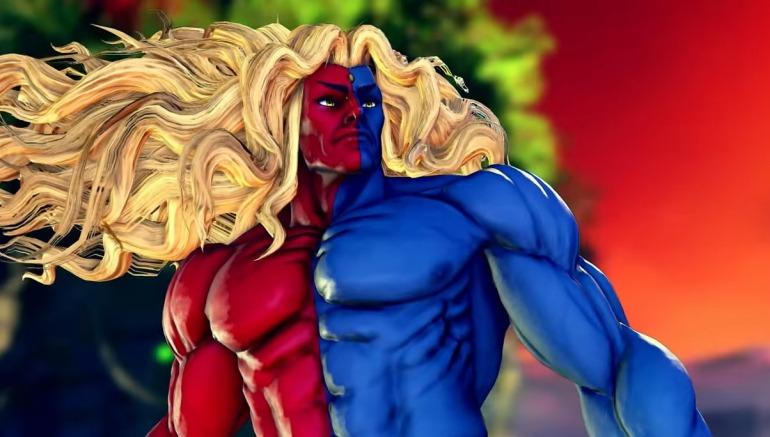 Imagen de Street Fighter V