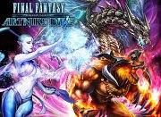Final Fantasy Artniks Dive