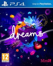 Carátula de Dreams - PS4