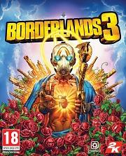 Carátula de Borderlands 3 - Xbox One
