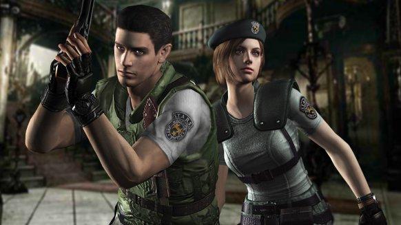 Resident Evil: HD Remaster