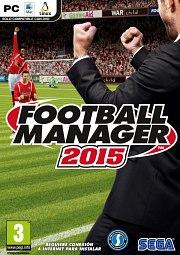 Carátula de Football Manager 2015 - Linux