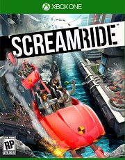 Carátula de ScreamRide - Xbox One