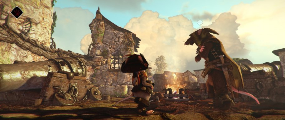 Ghost of a Tale Xbox One