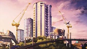 Video Cities: Skylines, Tráiler de Lanzamiento