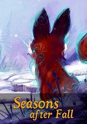 Carátula de Seasons after Fall - Linux