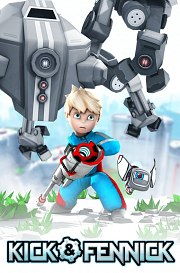 Carátula de Kick & Fennick - Xbox One