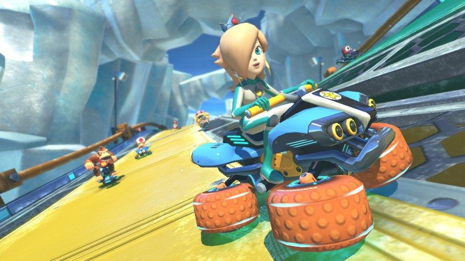 Mario Kart 8 - The Legend of Zelda análisis