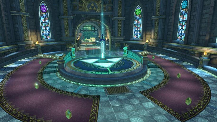Mario Kart 8 - The Legend of Zelda