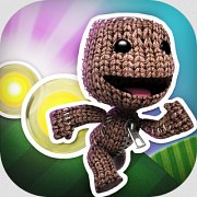 Carátula de Run Sackboy! Run! - iOS
