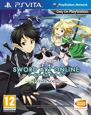 Carátula de Sword Art Online: Lost Song - Vita