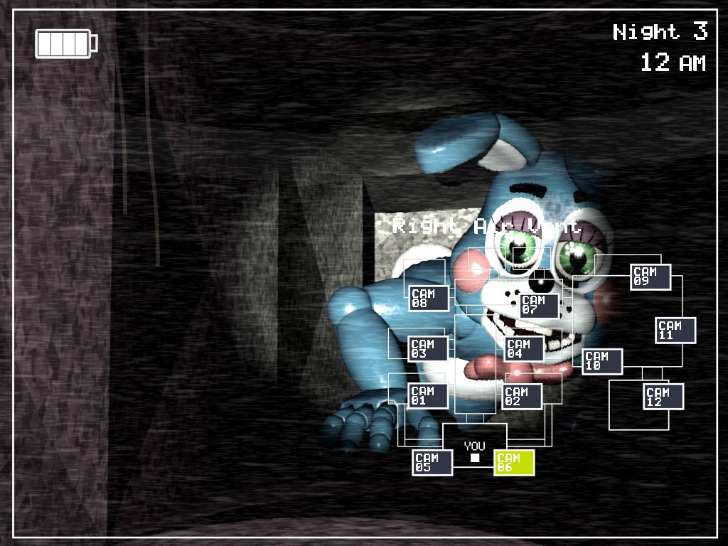 Imágenes de Five Nights at Freddy's 2 para PC - 3DJuegos