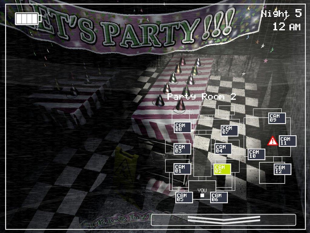 Imágenes de Five Nights at Freddy's 2 para PC - 3DJuegos