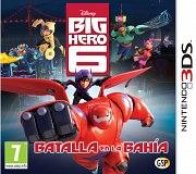 Carátula de Big Hero 6: Batalla en la Bahía - 3DS