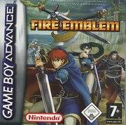 Carátula de Fire Emblem - GB