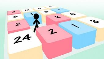 Un usuario logra terminar el rompecabezas Threes