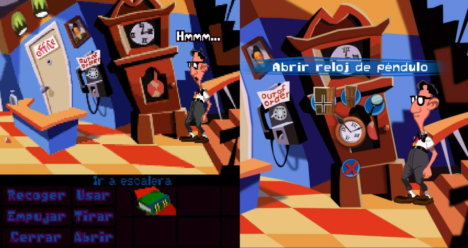 Day of the Tentacle Special Edition Vita