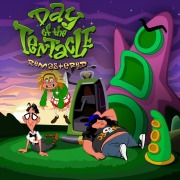 Carátula de Day of the Tentacle: Special Edition - Vita