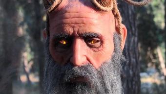 Esta cabeza animatrónica parlante de God of War es épica