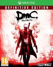 Carátula de DMC: Definitive Edition - Xbox One