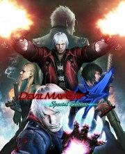 Carátula de Devil May Cry 4: Special Edition - PS4