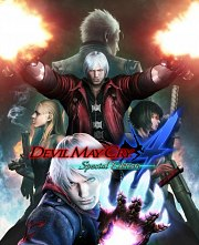 Carátula de Devil May Cry 4: Special Edition - PC
