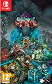 Carátula de Children of Morta - Nintendo Switch