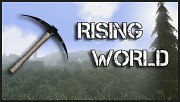 Carátula de Rising World - Linux