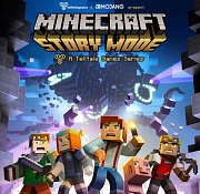 Minecraft Story Mode Para Nintendo Switch 3djuegos