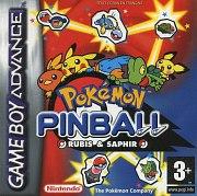 Pokémon Pinball: Rubí y Zafiro GBA