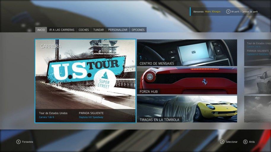 Forza Motorsport 6 análisis