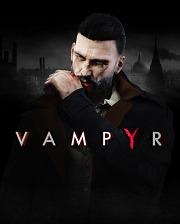 Carátula de Vampyr - Nintendo Switch
