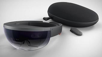 Video Microsoft HoloLens, Contenidos de la Caja