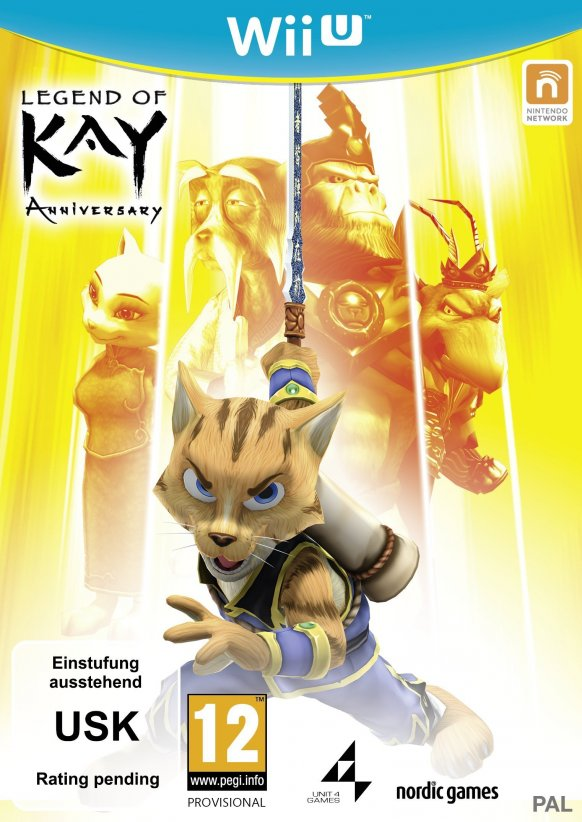 Legend of Kay: Anniversary