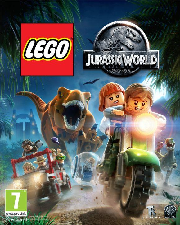 Lego Jurassic World Para Ps4 3djuegos