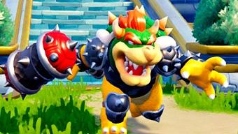Video Skylanders: SuperChargers, Las Estrellas Invitadas de Nintendo