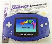 Carátula de Game Boy Advance - GBA