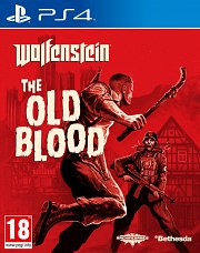 Carátula de Wolfenstein: The Old Blood - PS4