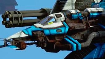 Video Strike Vector EX, Tráiler Gameplay