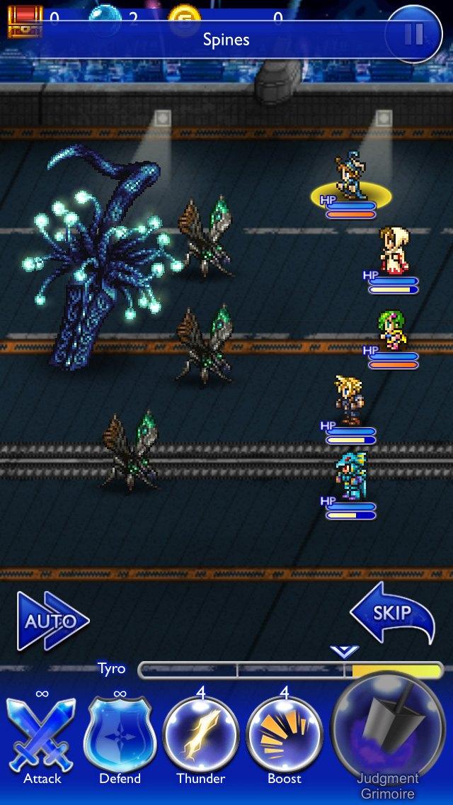 Final Fantasy Record Keeper análisis
