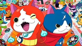 Top Japón. Yo-Kai Watch 3 se instala en la primera posición del ranking nipón