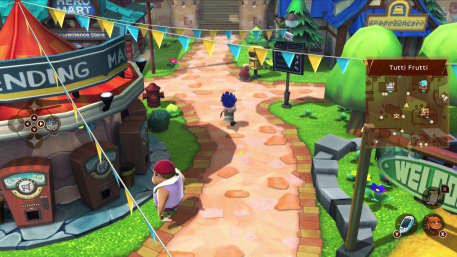 Snack World De Mazmorra en Mazmorra - Edición de Oro Nintendo Switch