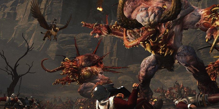 Total War Warhammer PC