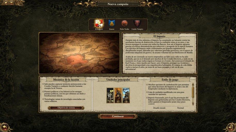 Total War Warhammer análisis