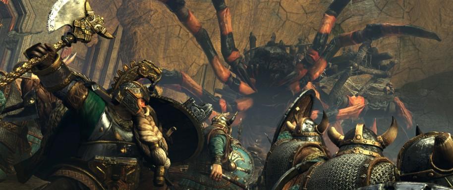 Total War Warhammer: Total War Warhammer: RTS brutal y mágico