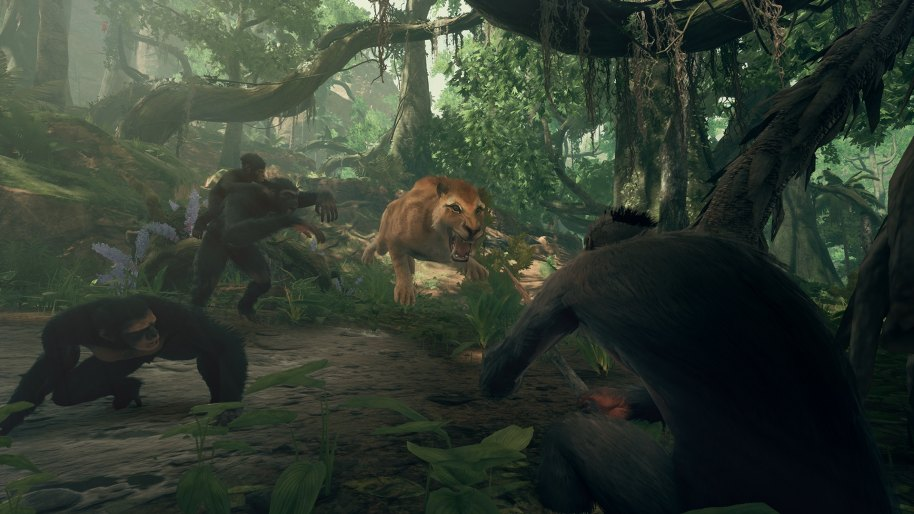 Ancestors The Humankind Odyssey PS4